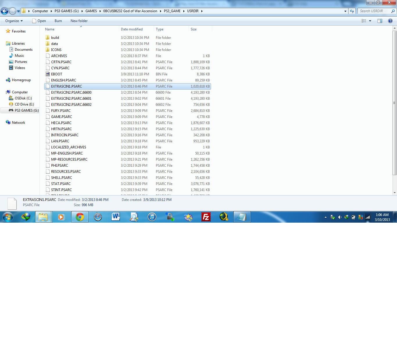 god of war ascension iso file download